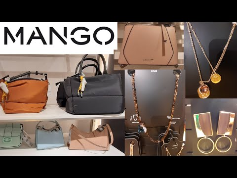 MANGO NEW ACCESSORIES AND BAGS #JUNE2020 SUMMER COLLECTION | MANGO NEW LADIES FASHION