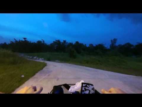 Biking from Sengkang E Dr to Seletar Airport via Serangoon Island 5 | Garmin VIRB XE