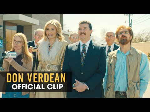 DON VERDEAN 2015 Movie – Directed by Jared Hess, Starring Sam Rockwell – Exclusive