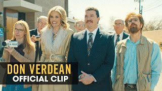 DON VERDEAN (2015 Movie – Directed by Jared Hess, Starring Sam Rockwell) – Exclusive Clip