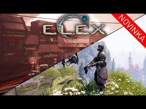 Nové RPG - ELEX, První Dojmy A Mini Recenze.