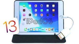 Top 10 iPad Features on iOS 13!