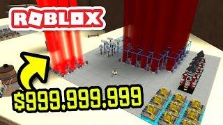 MAKING $999,999,999 in ROBLOX OIL SIMULATOR