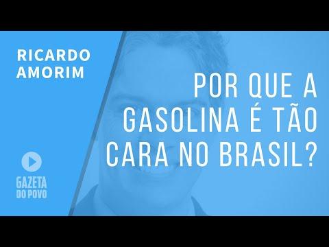 Por que a gasolina e outros produtos custam mais caro no Brasil?