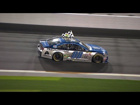 Dale Earnhardt Jr Farewell ~ Hall Of Fame