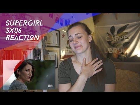 "Supergirl Season 3 Episode 6 ""Midvale"" REACTION"