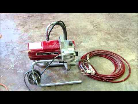 For sale titan spray advantage 400 paint sprayer electric for Paint sprayers for sale