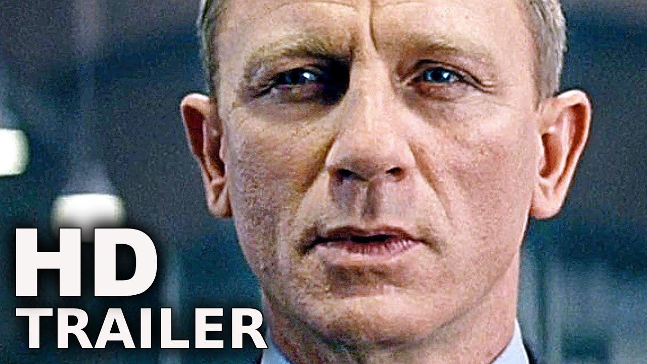 James Bond Spectre Trailer Deutsch