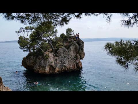 Punta Rata beach Brela- Croatia