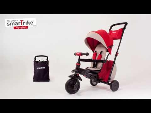 Smart Trike Folding