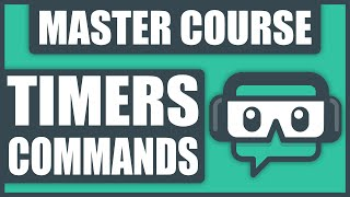 Streamlabs Obs Cloudbot Timers And Commands - Chatbot Tutorial [2019]