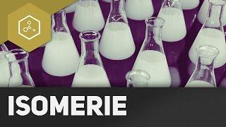 Einteilung der Isomere