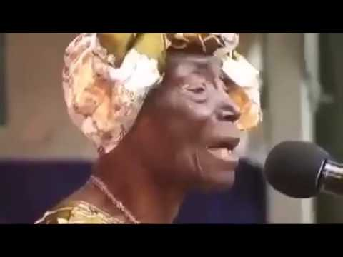 African folk song SR