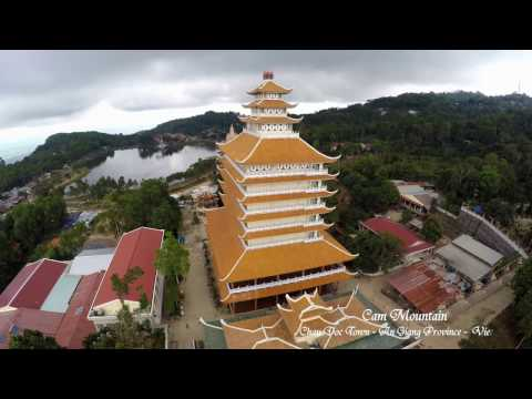 Cam Mountain - A sacred place for Buddhists - Vietnam