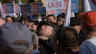 Reportajul Recorder la mitingul PSD de la Iași: Ne urâm și asta e tot ce mai contează