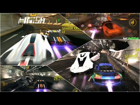 how to play asphalt 8 multiplayer