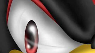 Shadow ft. Sonic- Mirror