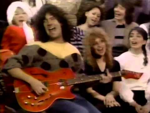 Billy Squier *with MTV Chorus - Christmas Is The Time To Say I Love You (1981)