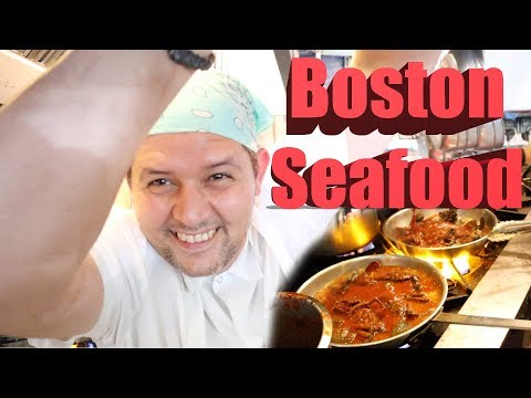 Best Seafood In Boston! | The Daily Catch