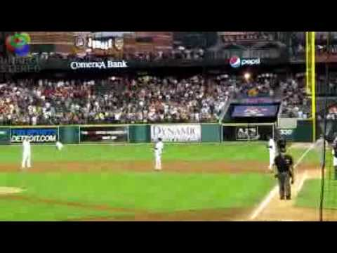 Detroit Tigers Armando Galarraga Perfect Game Robbery Thanks to http://www.kingtours.com