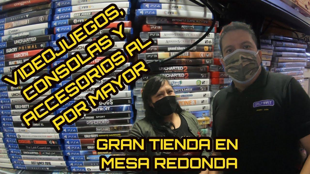 Download REGRESAMOS A MESA REDONDA Y ENCONTRAMOS UNA SUPER TIENDA CON BUENOS PRECIOS AL POR MAYOR