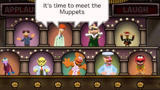 Club Penguin Music Video - The Muppet Show Theme
