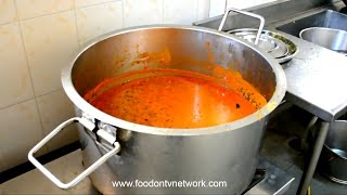 Awesome Food in Amazing Indian Temple | Food Culture In India | Mega Kitchen.