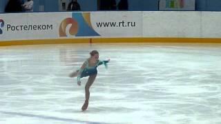 Полина Шелепень, ПП, Первенство России 2012