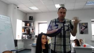 Окрашивание волос. Надо ли прочёсывать волосы?