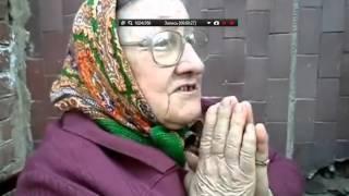 Прикол про бабушку - черт поссать зовет