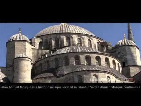 Istanbul city tour ,Turkey- HD Panoramic view
