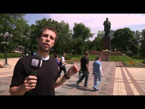Freddy snakker Ukrainsk