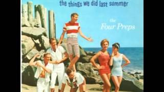 "4 Preps -- ""White Silver Sands"" (Capitol) 1958"