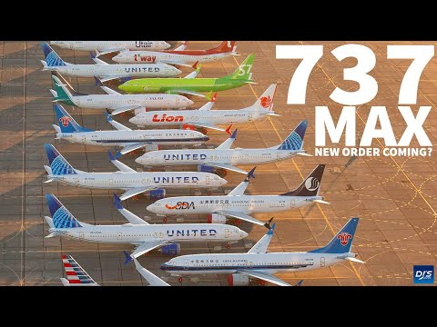 New 737 MAX Order Coming Soon?
