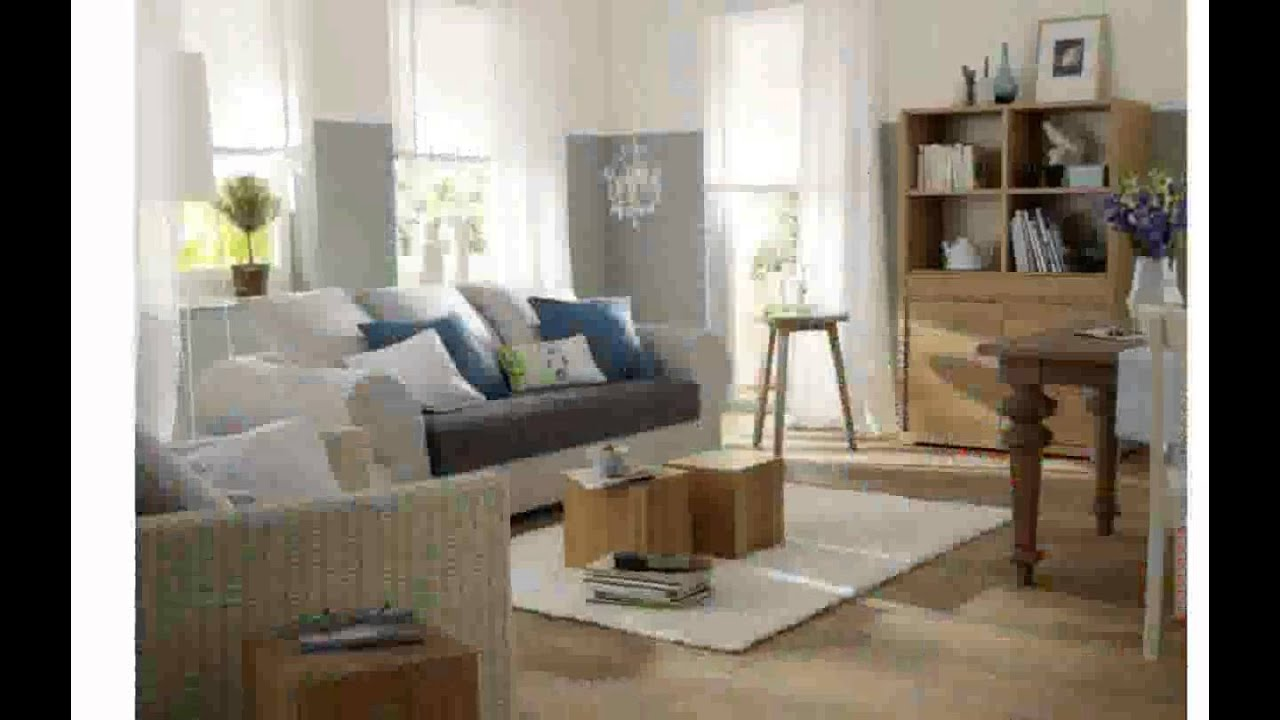 wohnzimmer dekoration shaeuanca youtube. Black Bedroom Furniture Sets. Home Design Ideas