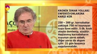 Kronik İdrar Yolları Enfeksiyonu Yaşayanlara Kür - TRT DİYANET