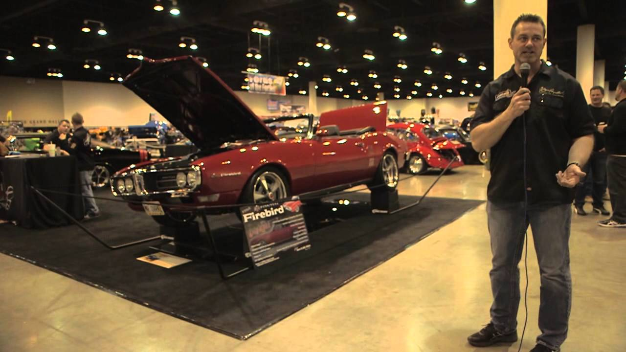 Restore A Muscle Car Pontiac Firebird Dave Hall Team Speedway - Restore a muscle car car show
