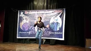 ##Ek Ladka Ladki Dono Pagal Ho Gaye Pyar Mein Dancer Chavi##