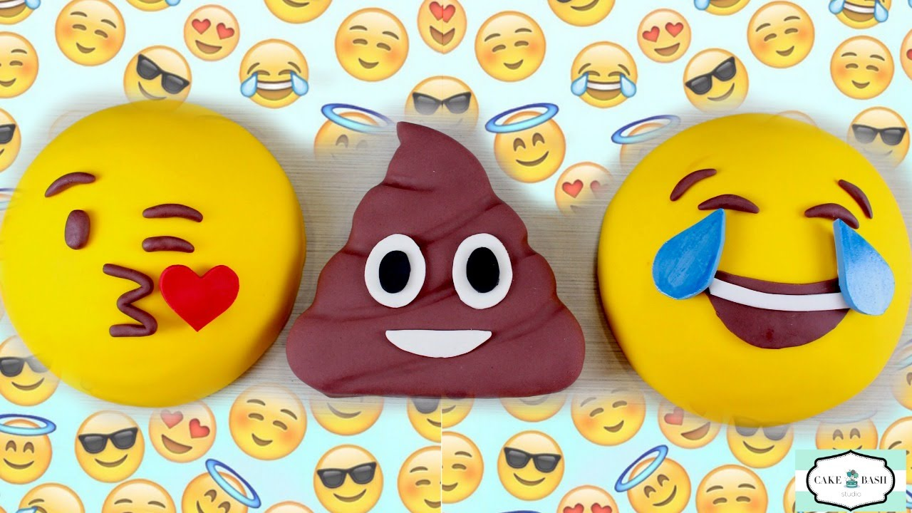 Pictures With Emojis For A Cake