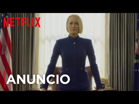 House of Cards: La Temporada Final | Anuncio | Netflix