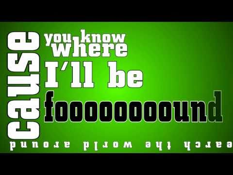 Green Day - When I Come Around Lyrics [Kinetic Typography]