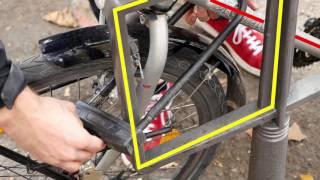 TOUCHE PAS À MON VÉLO : 4 conseils pour éviter le vol de son vélo