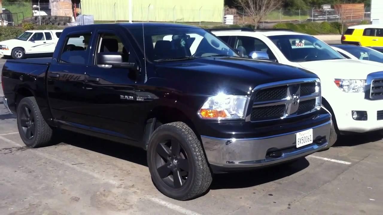 Dodge Ram 1500 Leveling Kit Install
