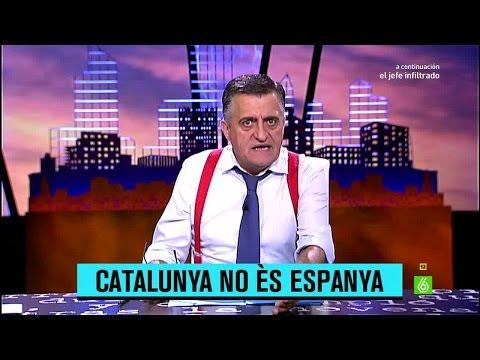El Gran Wyoming da con la clave del poco entendimiento entre España y Cataluña
