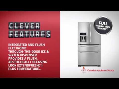 KitchenAid KFXS25RYMS French Door Refrigerator