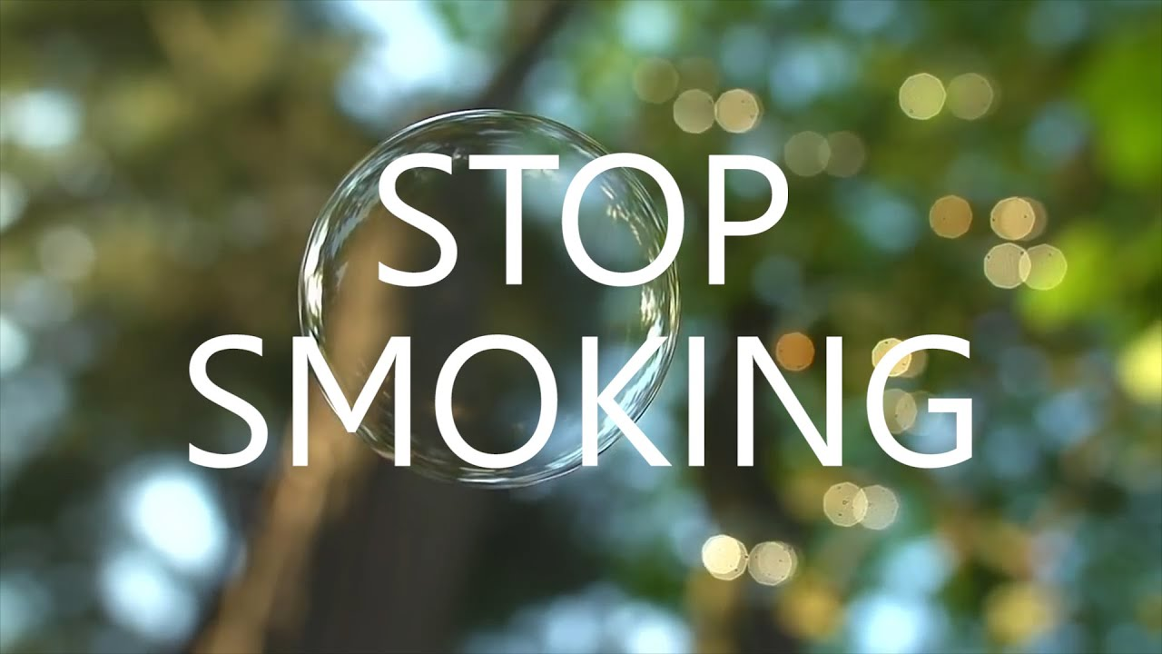 Stop Smoking Self Hypnosis Quit Now Session Youtube