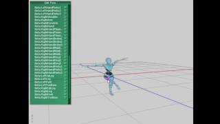 Download Fabrik Inverse Kinematics Implementation In 3d With