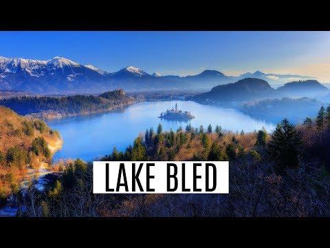 Travel Vlog   LAKE BLED, Slovenia   A Peaceful Beauty   Daniel Simmons