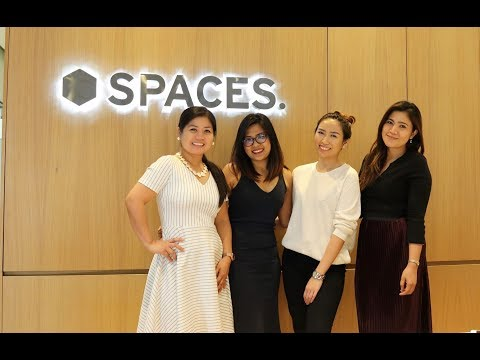 Spaces Philippines Grand Launch