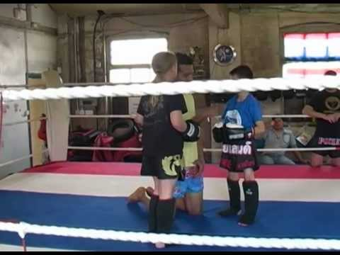 Team Sparring 2012 Part 2 Charity Event for the British Heart Foundation